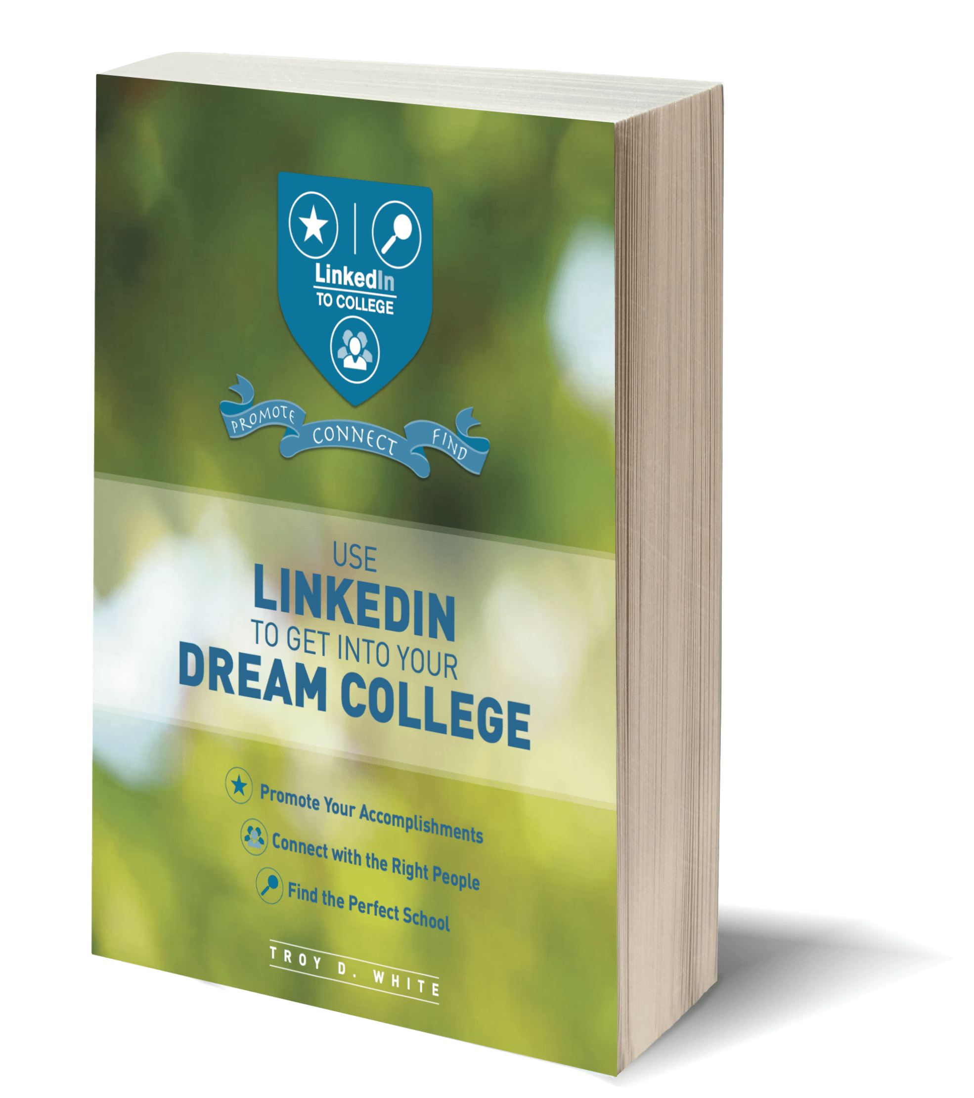 Download a FREE LinkedIn E-book • LinkedIn to College